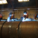 Stress Relief Welding