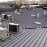 Roof Mounted units