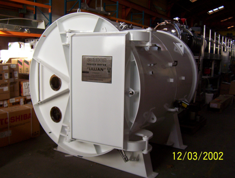 Commercial Batch Dryer
