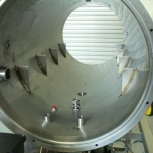 Stainless Freeze Dryer Chamber